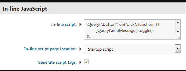 Addisolv How To Load Css And Javascript In Kentico